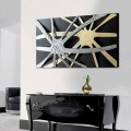 Abstract designplaatje Spider by Viadurini Decor made in Italy