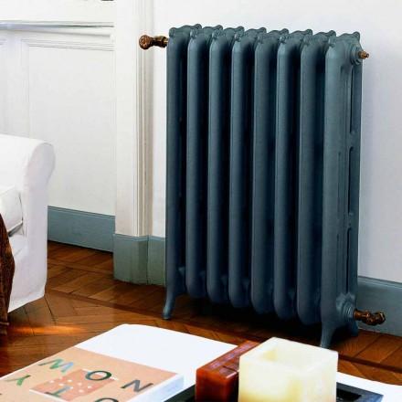 retro hydraulische radiator gietijzer in 3 kolommen van Tiffany Scirocco H