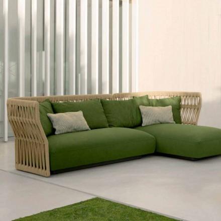 Cliff Garden Lounge ontwerper Ludovina & Roberto Palomba Talenti