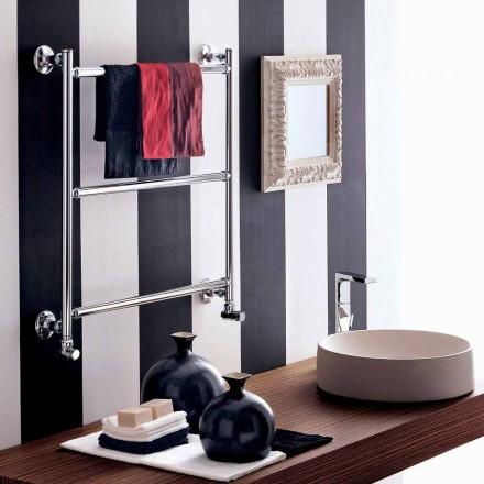 Elektrisch verwarmde chroom modern design van Gaia Scirocco H