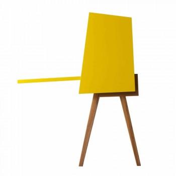 Ontwerp meerlagig houten bureau Grilli Hemingway maakte Italië
