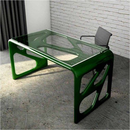 Ontwerpbureau in Solid Surface Illa Made in Italy