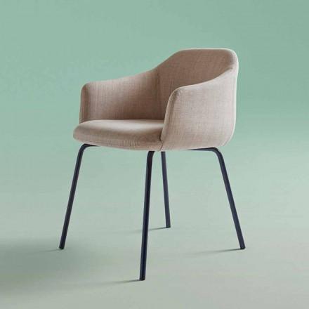 Moderne design eetkamerstoel Made in Italy - Cloe