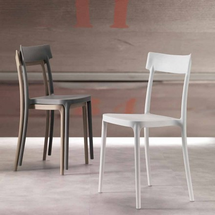 Monroe klassiek design stoel