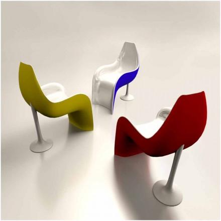 Stevige oppervlak design stoel / fauteuil Helled Made in Italië