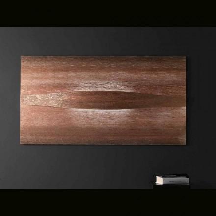 Selene Art & Light schans met getextureerde panelen 140xH75 cm
