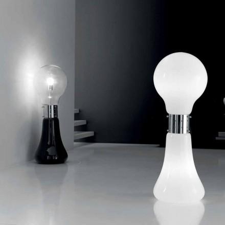 Selene Dina tafellamp met geblazen glas oorspronkelijke Murano