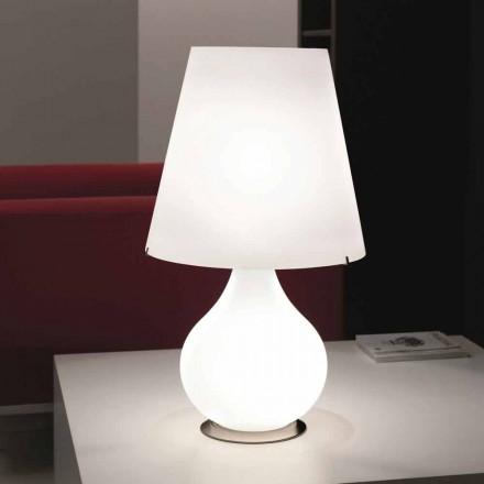 Selene altijd tafellamp geblazen glazen Ø41 H 72cm
