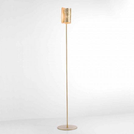 Selene Papiro design staande lamp Crystal Ø15 H 180cm
