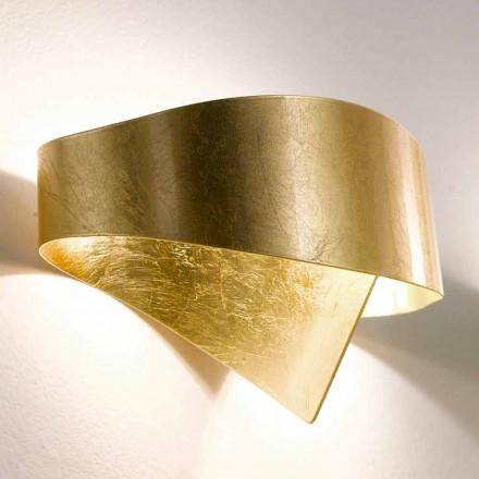 Selene moderne wandlamp in Italië Shield 29x15xH16 cm