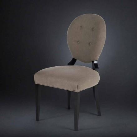 September 2 gestoffeerde stoelen met rugleuning werkte BOUTONNE Sophia