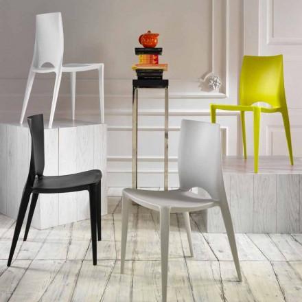 September 4 stoelen moderne keuken of eetkamer Felicia