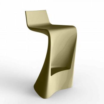 Wing Vondom modern design barkruk in polyethyleen