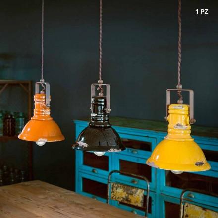 Schorsing keramische industrie en bel metallo Ruth
