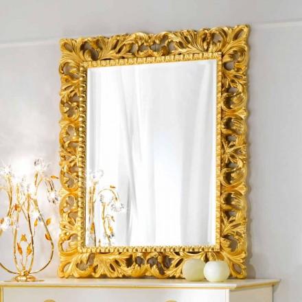 Wandspiegel klassiek design Ives, 100x120 cm