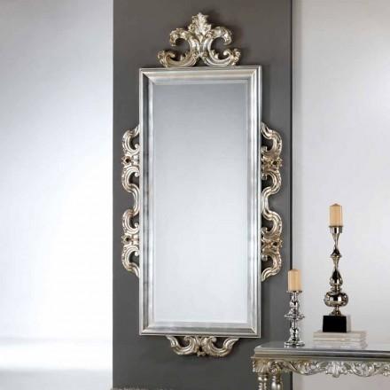 Mirror van Guy ontwerp muur, 118x240 cm, made in Italy