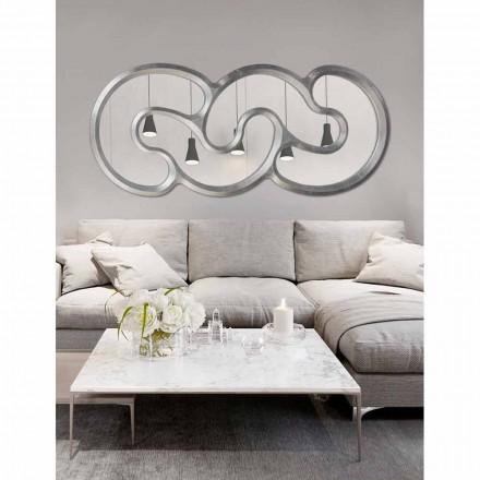 Wandspiegel handgemaakt in Italië Teo