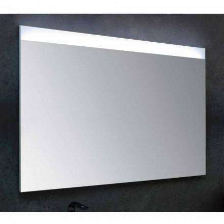 Badkamerspiegel met een modern design LED-verlichting Yvone