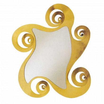 Modern design wandspiegel met ijzer gevormd gemaakt in Italië - Pacific