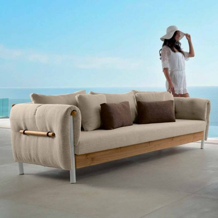 Talenti Domino design tuinbank gemaakt in Italië