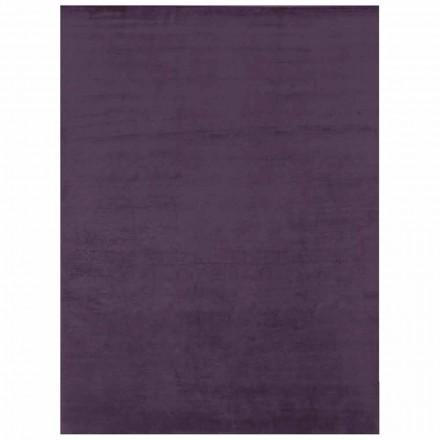 Modern design tapijt in gekleurde zijde en grote afmetingen - Outlook