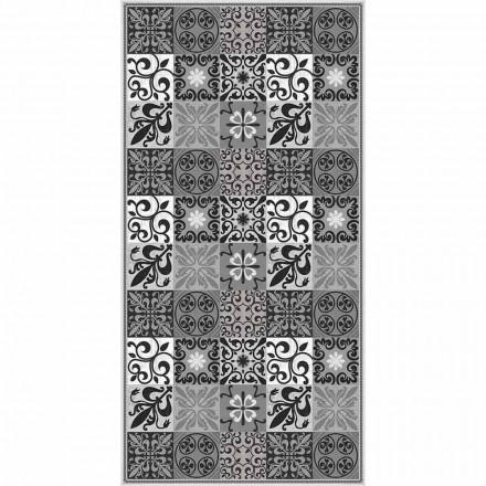 Design woonkamertapijt in PVC en polyester met Fantasy - Pita