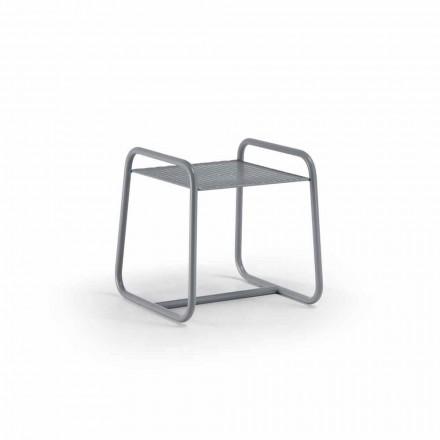 Hoge kwaliteit gekleurde metalen salontafel gemaakt in Italië - Karol