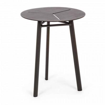 Ronde tuintafel in aluminium van Homemotion Design - Nigerio
