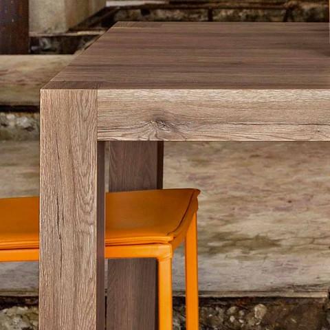 Eettafel Modern Uitschuifbaar.Eettafel Uitschuifbaar Tot 320 Cm Modern Design Oky