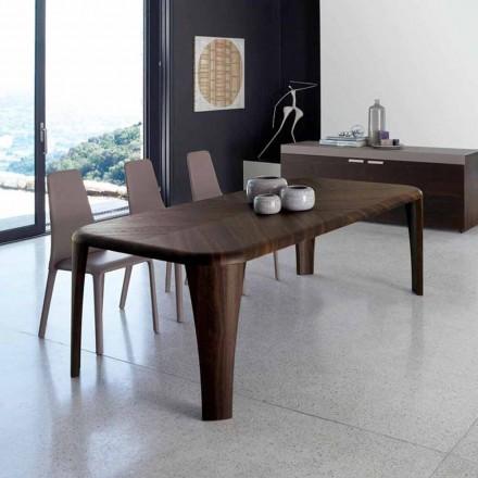 Moderne ontwerp houten lijst met de hand gemaakt in het Hout van Italië