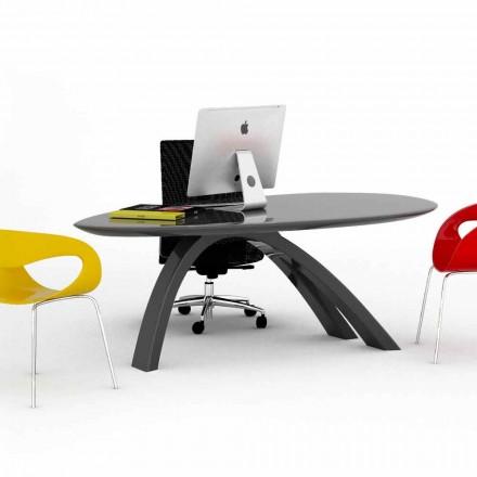Jatz II designbureau tafel / bureau gemaakt in Italië