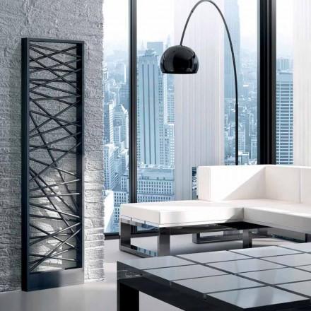 Elektrische radiatoren in staal, grootstedelijke stijl Mikado Scirocco H