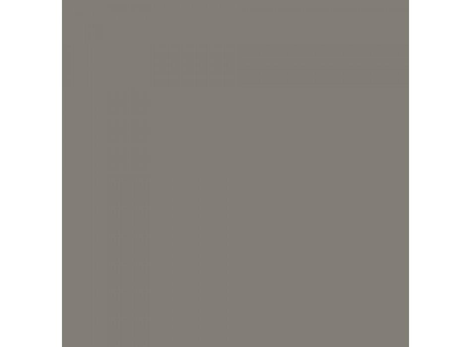 Badkamerblad met centraal geïntegreerde spoelbak in Luxolid Voghera