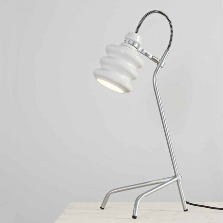 TOSCOT Battersea tafellamp modern keramische vormgeving