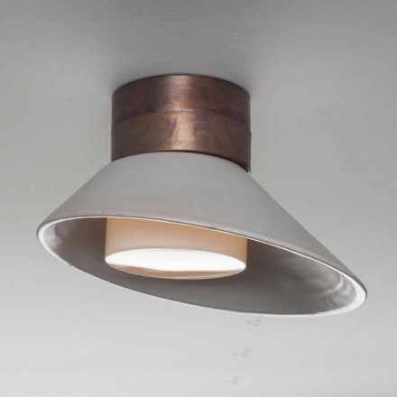 TOSCOT Chapeau! Lamp muur / plafond gemaakt in Toscane