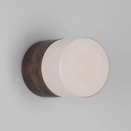 Toscot Chapeau! Met de hand gemaakte wand / plafondlamp gemaakt in Toscane