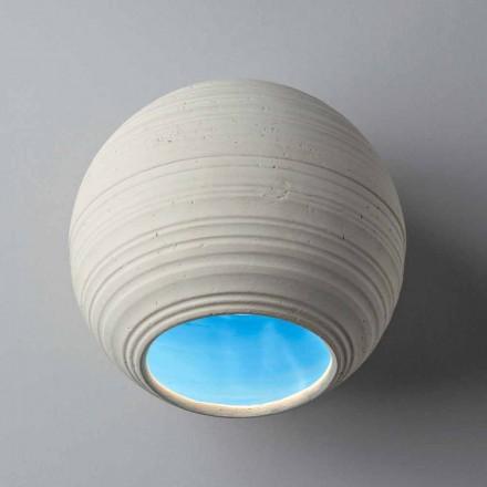 TOSCOT Newton plafond / wand schuin terracotta