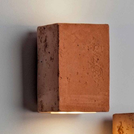 TOSCOT Smith verzonken exterieur LED terracotta, handgemaakt