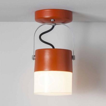 TOSCOT Swing plafondlamp / muur gemaakt in Toscane