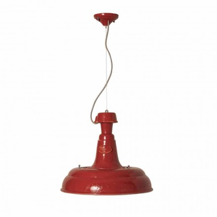 TOSCOT Turijn lamp grote schorsing Made in Toscane