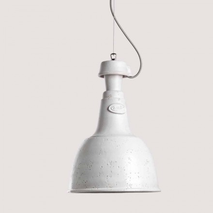 TOSCOT Turin hanglamp terracotta, handgemaakte