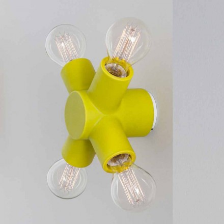 TOSCOT Traffic keramische wandlamp geproduceerd Toscaanse