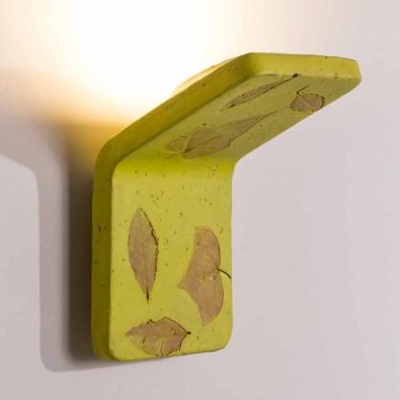 Toscot Vivaldi terracotta applique handgemaakt in Italië