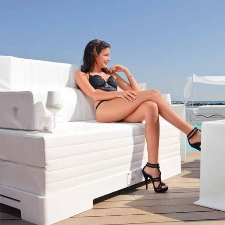 Trona Magnum Luxury drijvende stoel dubbele zitting ontwerp