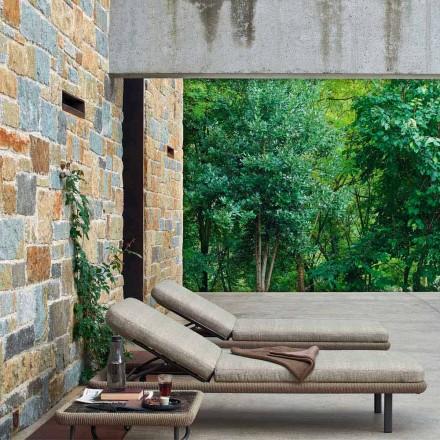Varaschin Babylon-tuin of binnenbed, modern ontwerp