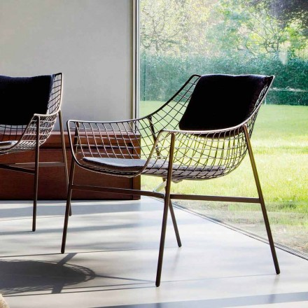 Varaschin zomerset tuinfauteuil, modern design