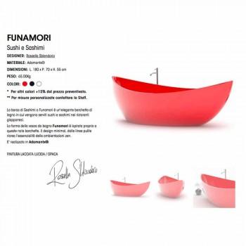 Badmeubilair in Adamantx® Funamori Gemaakt in Italië