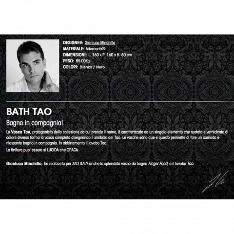 Badbad in Adamantx® Bad Tao Made in Italië