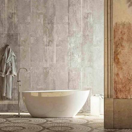 Modern design ovaal vrijstaand bad geproduceerd in Albenga, Italië