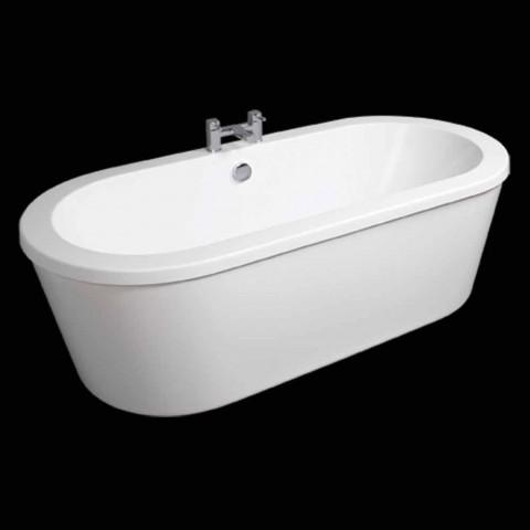 Bath moderne witte vrijstaande april 1800x830 mm